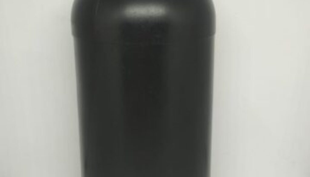 Botol agro 500ml black