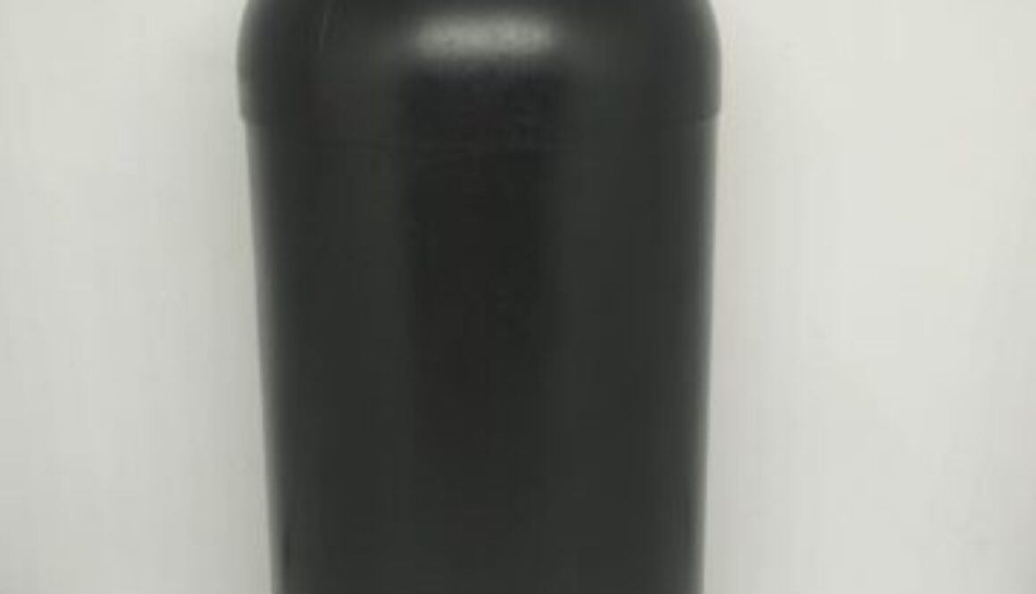 Botol agro 500ml black